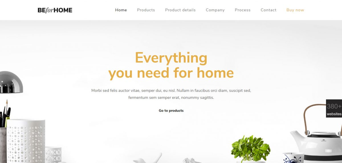 外贸网站案例展示